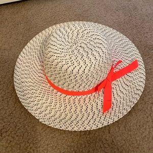 Girls hat for summer